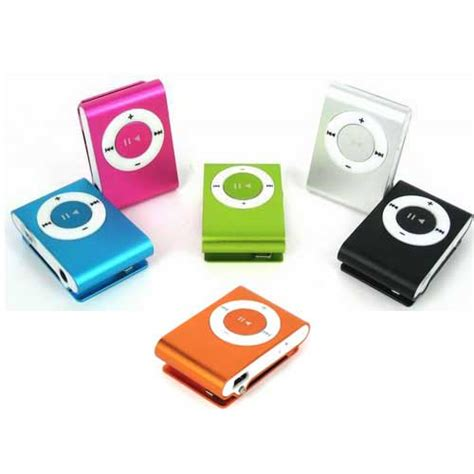 best mp player thats not an ipod stylish mini mp3 player with earphones and data cable