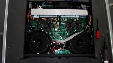 Power Lifier Qsc 5050 qsc rmx series reviews qsc rmx 5050 audiofanzine