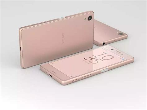 New Launched Sony Xperia Sony Xperia X Xperia Xa Xperia X Performance Launched At