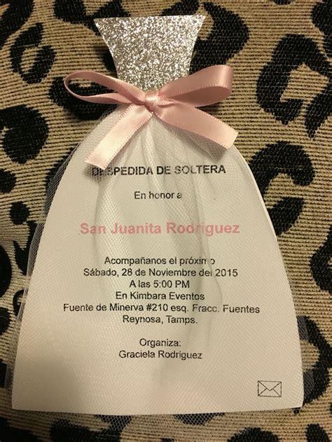 bridal shower wording for invitations exles despedida de soltera invitaci 243 n bridal shower invitation