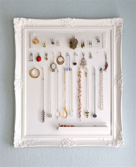 jewelry storage solutions diy 15 creative and easy diy jewelry storage ideas style motivation