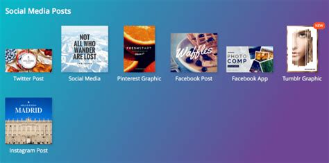 canva social media how to easily create quality social media images social