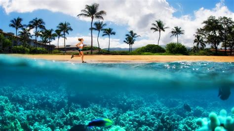 windows desktop themes hawaii kanappali beach maui hawaii desktop background 592840