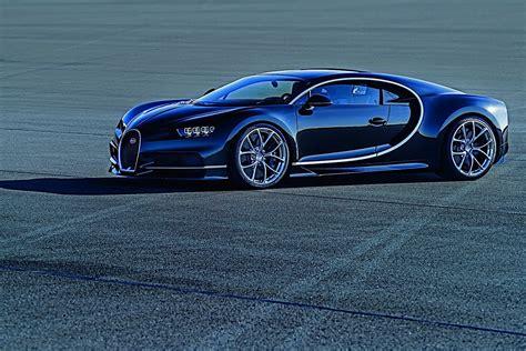 bugatti chiron 2017 bugatti chiron lets its quad turbocharged w16 loose