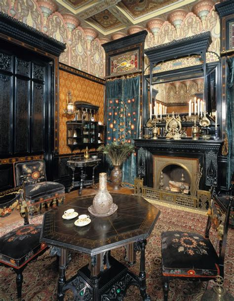 victorian interior design victorian antiquities and design exotic influences in