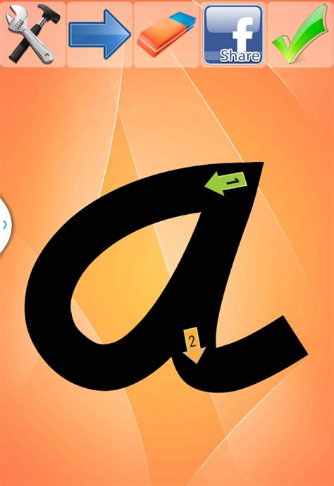 Letter Apk letters tracing apk android education apps