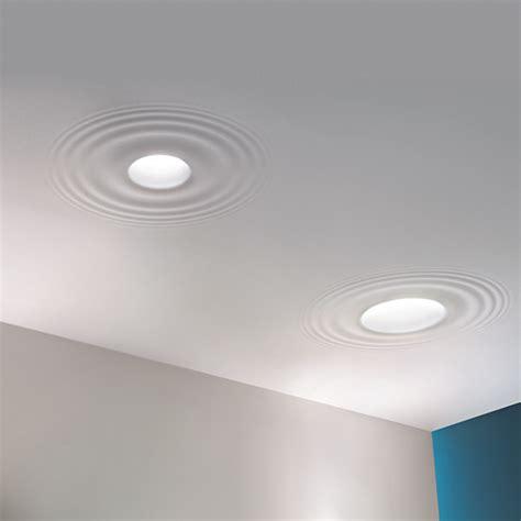 Teardrop Lights ? Integrated Ceiling Lights FLOS Architectural