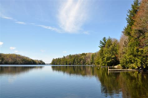 parry sound cottages for rent cottage 700 for rent on otter lake near parry sound in