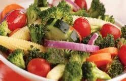 cara membuat salad buah yang sehat aneka macam menu salad nasi kucing