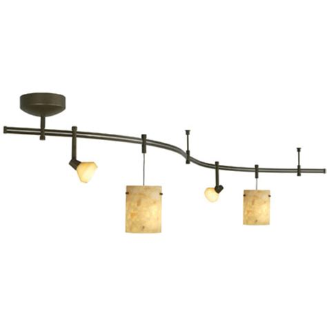 superb Decorative Track Lighting Kitchen #1: Tech-Lighting-Tiella-4-Light-Decorative-Flexible-Track-Light.jpg
