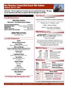 free church bulletin templates church bulletins templates 28 images church bulletin