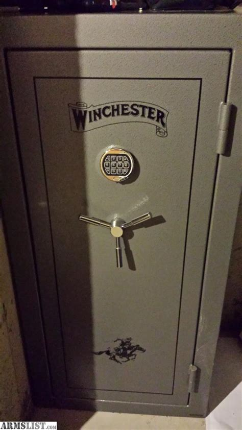 gun safe interior lights armslist for sale winchester 24 long gun safe w
