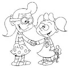 friends coloring pages best friends coloring page coloring