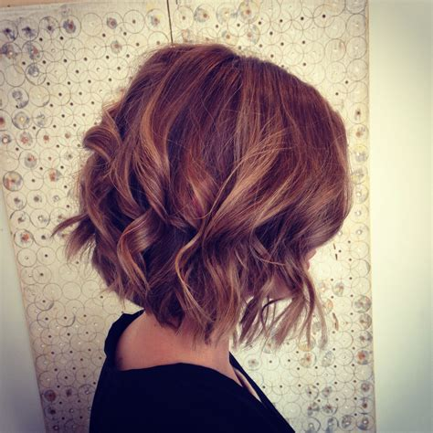 hair style ideas with slight wave in short 1000 ideas about wavy bob long on pinterest wavy bobs