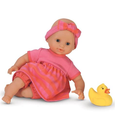 bathtub baby doll baby doll that can go in the water in the bathtub toy