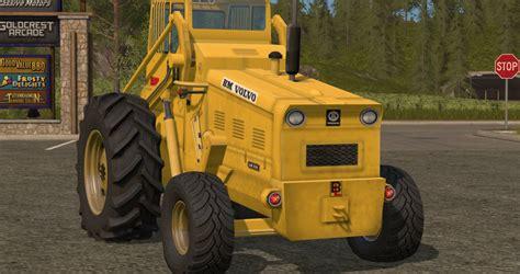 volvo lm  wheel loader   fs farming simulator   mod