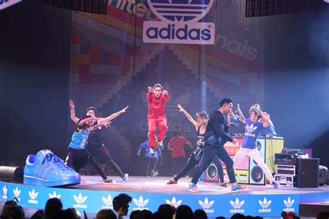 Roller Beat Pop 2212ak44v00 adidas studded fashion show for hong kong gallery marketing interactive