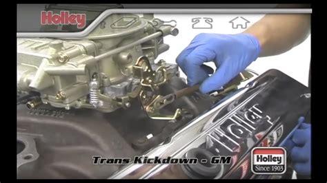 setting  transmission kickdown       youtube