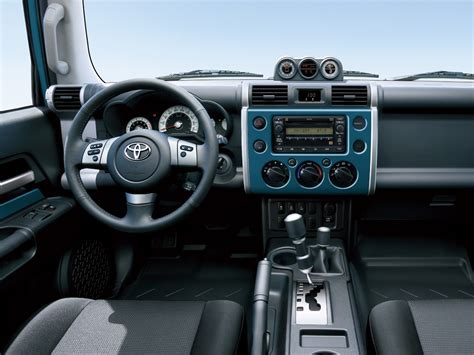 Toyota Fj Interior 2014 Fj Cruiser Style And Colors Autos Post