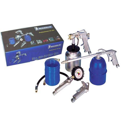 Kit de 5 accessoires Professional Air Kit pour compresseur