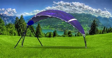 tenda solare bitle la tenda ad energia solare per i rifugi temporanei