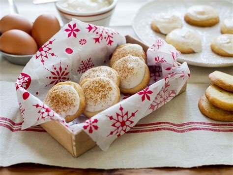 Cookie Cooking eggnog cookie recipe devour cooking channel