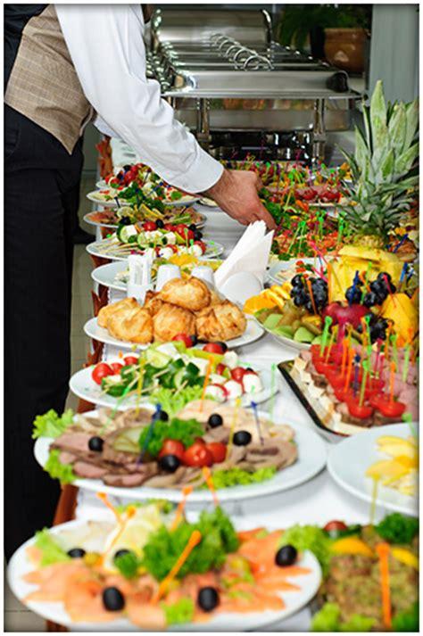 dinner caterers buffet catering cuisiniers corporate buffet dinner