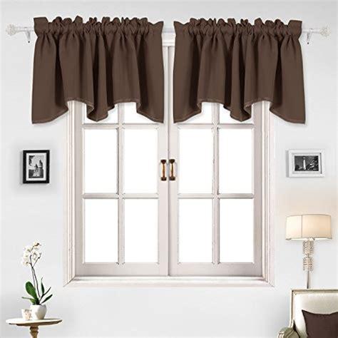 Blackout Kitchen Curtains Deconovo Deconovo Window Dressing Rod Pocket Curtains Blackout Curtains Blackout Drapes
