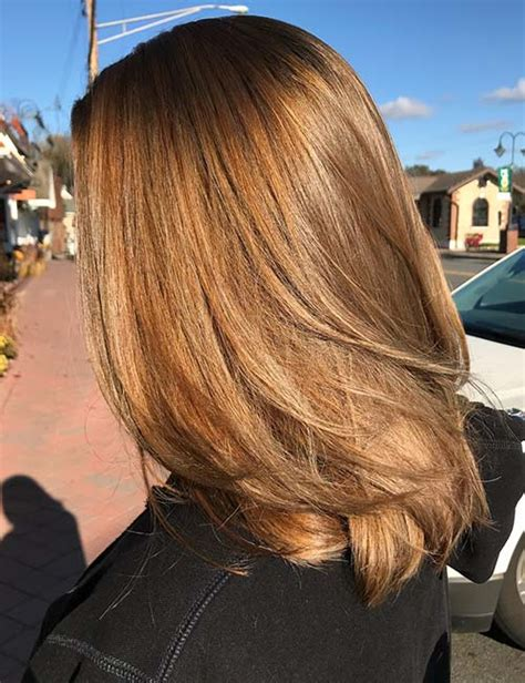 golden brown hair color 20 gorgeous light brown hair color ideas blushery