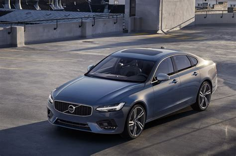 volvo sedan 2017 volvo s90 luxury sedan fully revealed with xc90