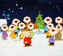 charlie brown christmas gifs brown gif