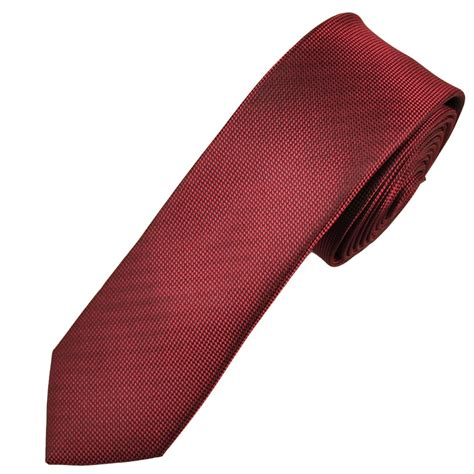 burgundy micro patterned s tie from ties planet uk