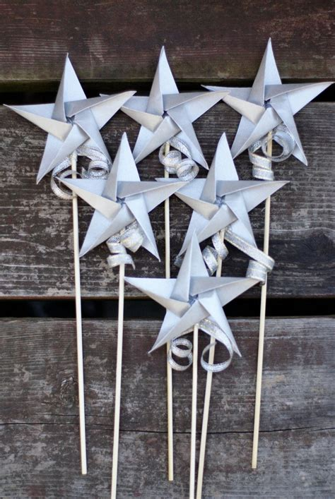 Origami Wish - wish upon a six origami favors by