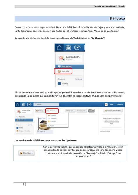 tutorial about edmodo edmodo tutorial estudiantes 2013