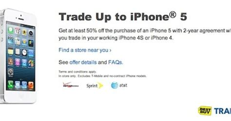 iphone trade in iphone 5 s are 50 with iphone 4 4s trade in at best buy this weekend