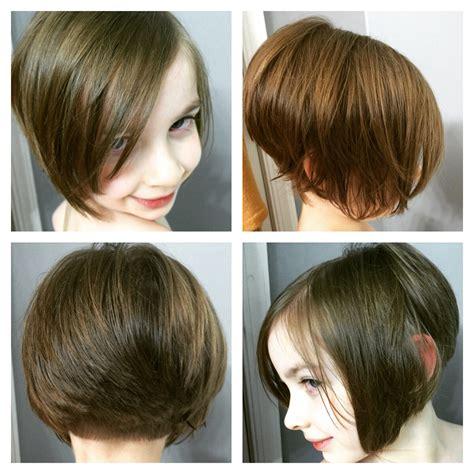 kids how to cut an asymmetrical a line short hairstyles youtube jpg little girl asymmetrical bob kid cuts pinterest