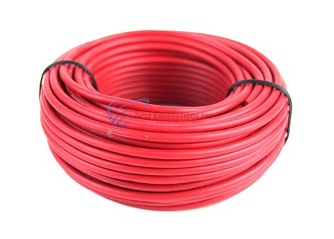 14 ga 50 ft rolls primary auto remote power ground wire