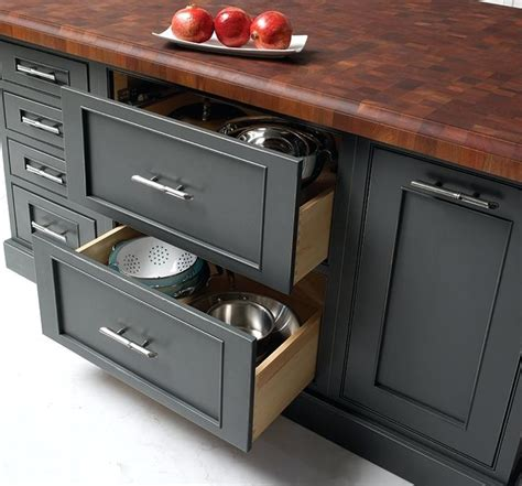 pots and pans drawer cabinet pot drawer cabinet upandstunning