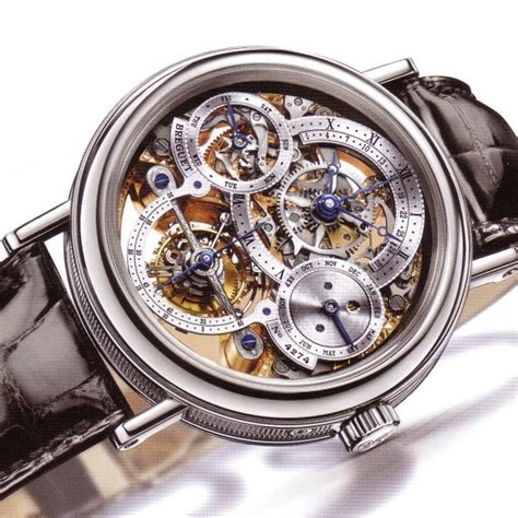 the quote the quote list price and tariff for breguet classique collection
