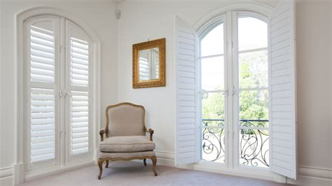 supremeshutters arched shutters