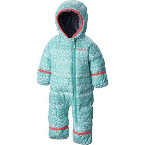 infant bunting columbia frosty freeze bunting infant