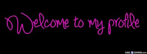 welcome to my profile covers cool fb covers use our cover maker to create