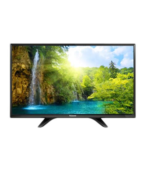 Tv Led Panasonic Hartono buy panasonic th 22d400d 55 cm 22 hd fhd led television at best price in india