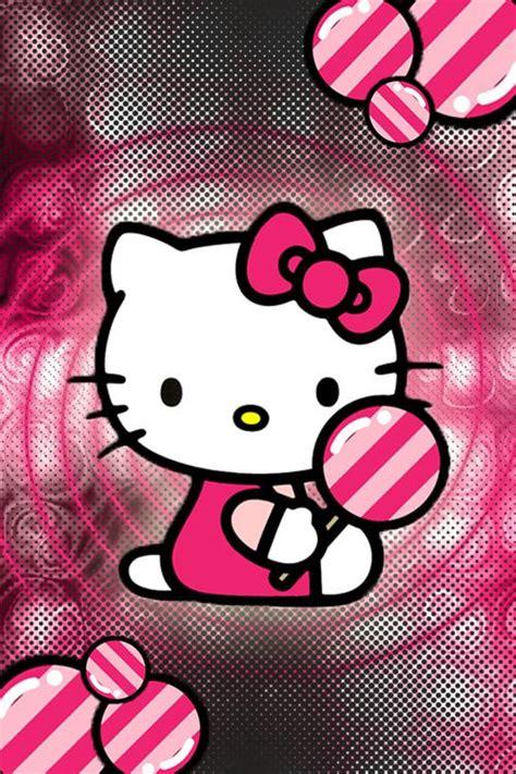 hello kitty iphone wallpaper tumblr hello kitty iphone wallpaper wallpaper pinterest