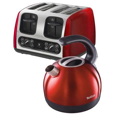 Tefal Kettle And Toaster Set Tefal Classique Kettle Amp 4 Slice Toaster Set Your Europe