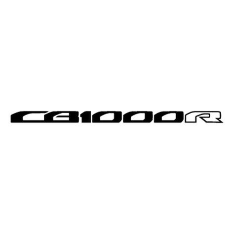 Honda Cb1000r Aufkleber by Sticker Honda Cb1000r Logo