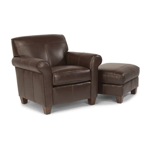 Flexsteel Chair Prices by Flexsteel B3990 10 Leather Chair Discount Furniture