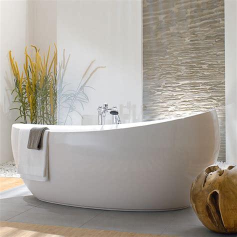 Duravit Freistehende Badewanne by Villeroy Boch Aveo New Generation Freestanding Bath
