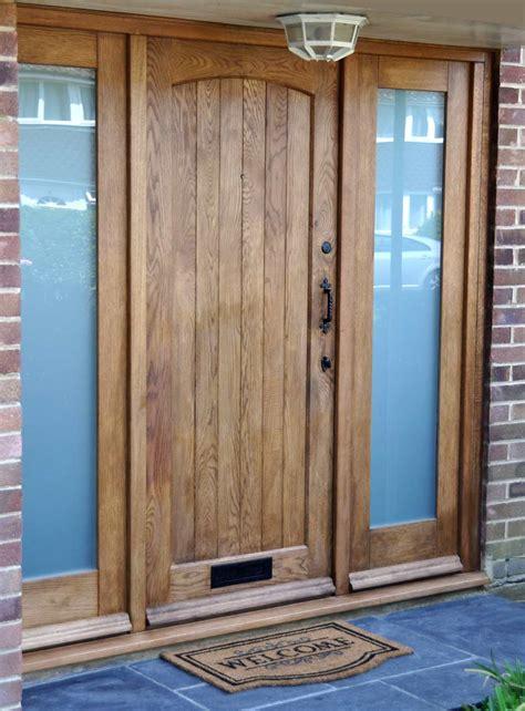 solid oak doors exterior solid oak exterior door premdor two stile white oak