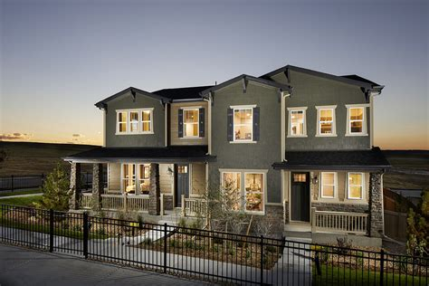 new homes for sale in castle rock co the villas